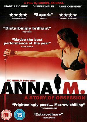 Anna M. Online DVD Rental