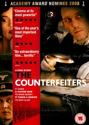 The Counterfeiters Online DVD Rental