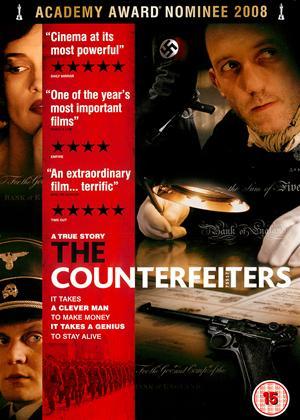 Rent The Counterfeiters (aka Die Faelscher) Online DVD Rental
