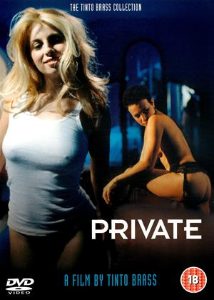 Tinto Brass: Private Online DVD Rental