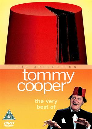 Rent Tommy Cooper: The Very Best Of Online DVD Rental