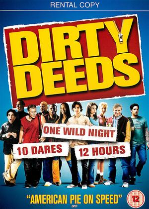 Dirty Deeds Online DVD Rental