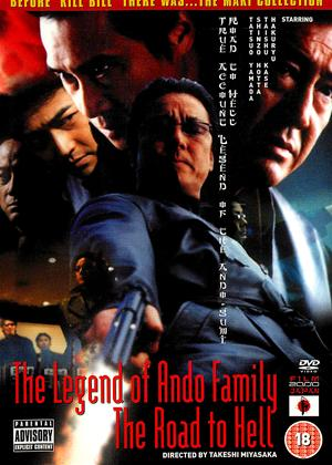 The Legend of Ando Family Online DVD Rental