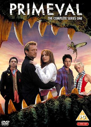 Rent Primeval: Series 1 Online DVD Rental