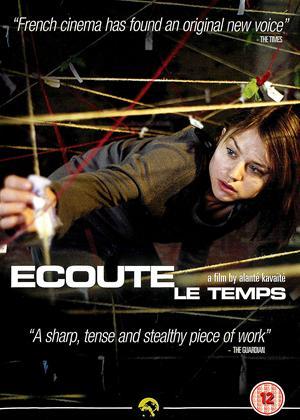 Ecoute Le Temps Online DVD Rental