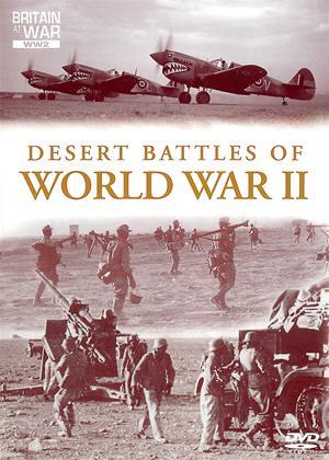 Desert Battles of WWII Online DVD Rental