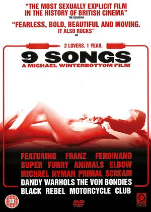 9 Songs Online DVD Rental