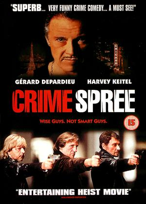 Crime Spree Online DVD Rental