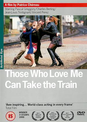 Those Who Love Me Can Take the Train Online DVD Rental