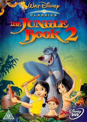 The Jungle Book 2 Online DVD Rental