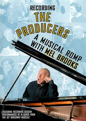 Recording the Producers: A Musical Romp with Mel Brooks Online DVD Rental