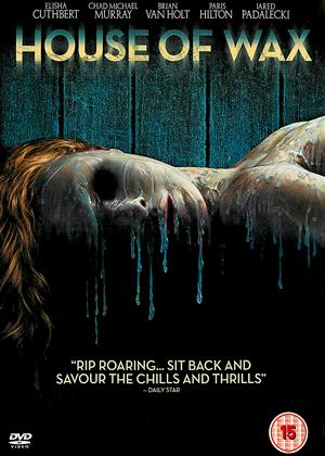 Rent House of Wax Online DVD Rental