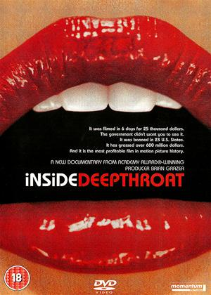 Rent Inside Deep Throat Online DVD Rental