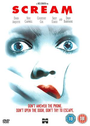 Scream Online DVD Rental