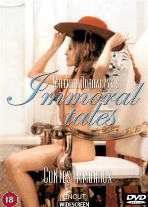 Rent Immoral Tales (aka Contes Immoraux) Online DVD Rental