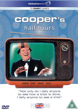 Tommy Cooper: Cooper's Half Hours Online DVD Rental