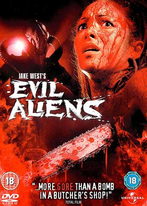Evil Aliens Online DVD Rental