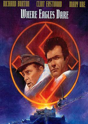 Rent Where Eagles Dare Online DVD Rental