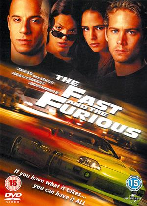 The Fast and the Furious Online DVD Rental