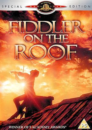 Rent Fiddler on the Roof Online DVD Rental