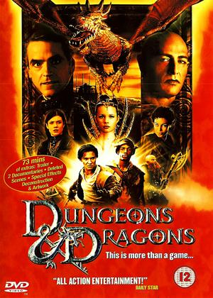 Dungeons and Dragons Online DVD Rental