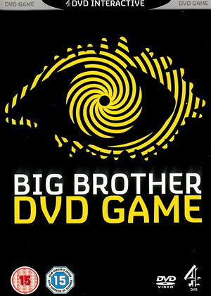 Big Brother: DVD Game Online DVD Rental