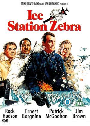 Ice Station Zebra Online DVD Rental