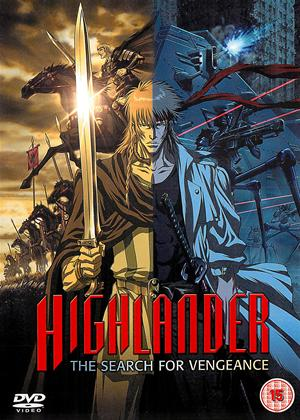 Rent Highlander: The Search for Vengeance Online DVD Rental