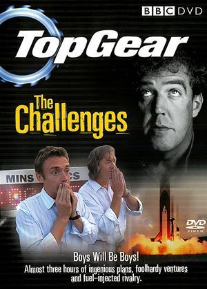 Rent Top Gear: The Challenges: Vol.1 Online DVD Rental