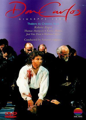 Rent Verdi: Don Carlos: Theatre Du Chatelet Online DVD Rental