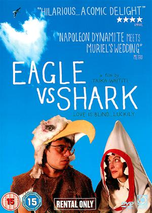Eagle Vs Shark Online DVD Rental