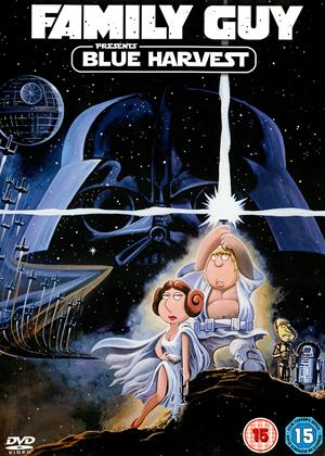 Family Guy: Blue Harvest Online DVD Rental