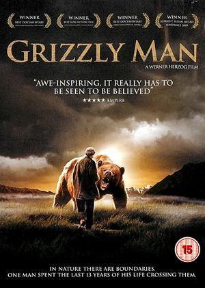 Grizzly Man Online DVD Rental