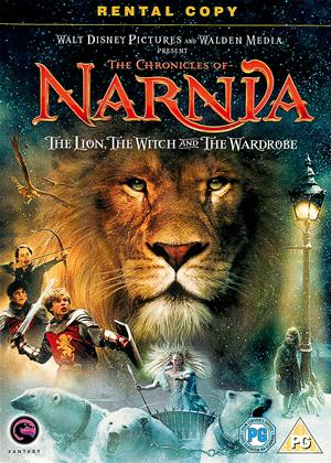 Rent Chronicles of Narnia: The Lion, The Witch and The Wardrobe Online DVD Rental