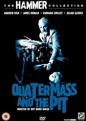 Rent Quatermass and the Pit (aka Five Million Years to Earth) Online DVD Rental