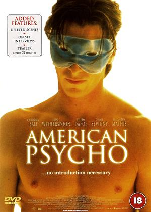 American Psycho Online DVD Rental