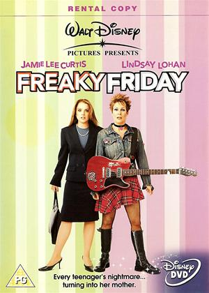 Freaky Friday Online DVD Rental