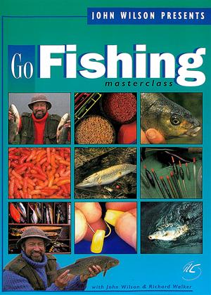 Rent John Wilson Presents: Go Fishing Masterclass Online DVD Rental