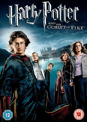 Harry Potter and the Goblet of Fire Online DVD Rental