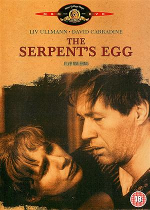 Rent The Serpent's Egg Online DVD Rental