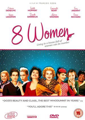 8 Women Online DVD Rental