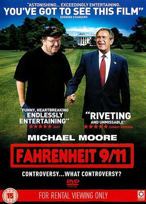 Fahrenheit 9/11 Online DVD Rental