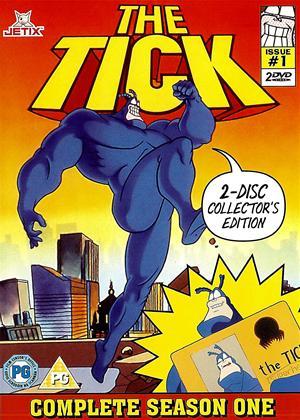 Rent The Tick: Series 1 Online DVD Rental