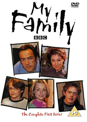 My Family: Series 1 Online DVD Rental