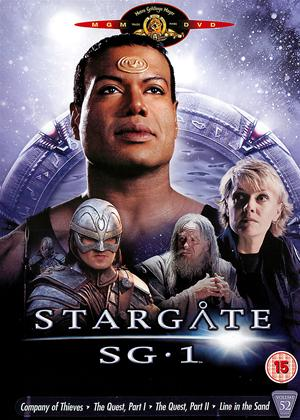 Rent Stargate SG-1: Series 10: Vol.52 Online DVD Rental