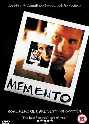 Memento Online DVD Rental