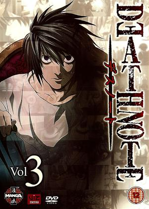 Death Note: Vol.3 Online DVD Rental