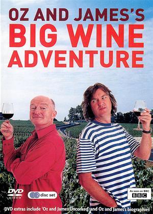 Rent Oz and James's Big Wine Adventure: Series 1 Online DVD Rental