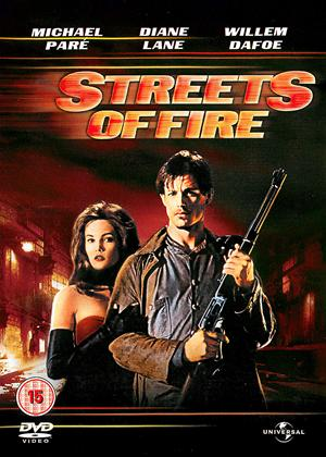Streets of Fire Online DVD Rental