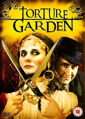 Torture Garden Online DVD Rental